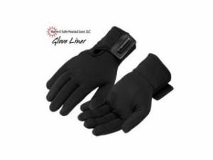 Warm&Safe WS-HG 男女兼用インナー・グラブ(ブラック) サイズ:S/M