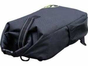 コミネ KOMINE ツーリング用バッグ SA-201 ウォータープルーフ ライディングバッグ10(ブラック)