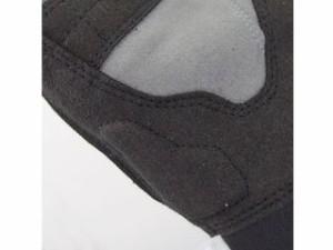 コミネ KOMINE メッシュグローブ GK-183 プロテクトメッシュグローブ-ブレイブ ブラック/レッド 2XL