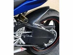 マジカルレーシング CBR600RR フェンダー リアフェンダー チェーンガード一体式 FRP製・黒