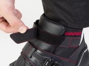 ゴールドウイン GSM1050 Gベクターツーリングシューズ カラー:ブラック サイズ:28.0cm