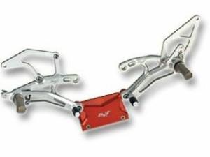 ロビーモト CBR600RR バックステップ関連パーツ CBR600RR(07-13) バックステップ STD ブラック