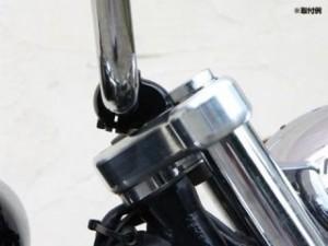 イージーライダース ハーレー汎用 汎用 ハンドルポスト関連パーツ 1インチ オールドスタイルポスト スタッドボルト無 2本セッ…