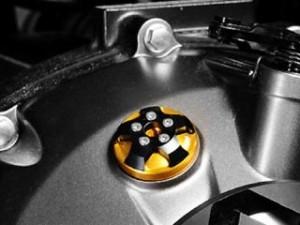 ディモーティブ エンジンオイルキャップ/M20-P1.5 カラー:ブラック