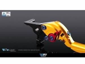 Dimotiv Type3Sブレーキ・クラッチレバーSET MV AGUSTA カラー:ゴールド+ブルー