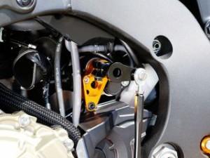 ベビーフェイス CBR1000RRファイヤーブレード その他ステップ関連パーツ シフトスピンドルホルダー