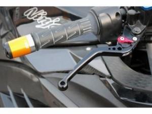 SSK アジャストレバー クラッチ&ブレーキセット 本体:ブラック アジャスター:シルバー