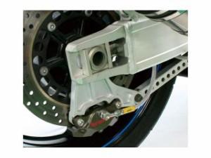 アクティブ XJR1300 キャリパー リアキャリパーサポート(シルバー)