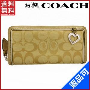 promo code f684a 688cb コーチ 財布 ハートの通販 au Wowma!