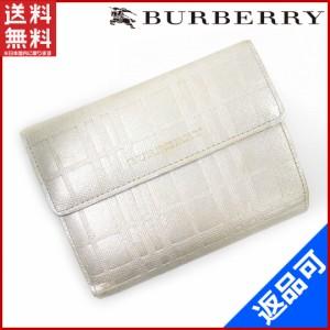 hot sale online 22bf5 70bbb バーバリー 財布 三つ折りの通販 au Wowma!