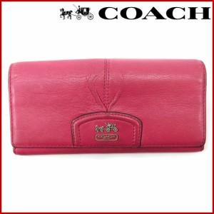 finest selection d6907 2445e コーチ 長財布 ピンクの通販 au Wowma!