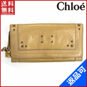 new product 5e0ac 5f044 クロエ ゴールド 財布の通販|au Wowma!