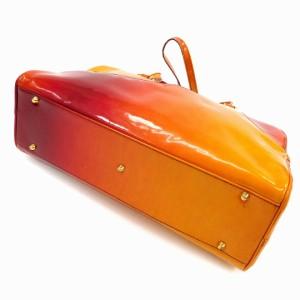 クリスチャン・ディオール バッグ Christian Dior ショルダーバッグ オレンジ系 即納 【中古】 X16901