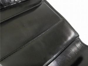 c78e0a0fc90a プラダ 財布 PRADA 二つ折り財布 三つ折り財布 ブラック 即納 【中古】 X14912. 即納