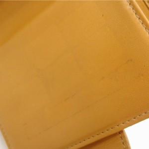 9551fdec42af セリーヌ 財布 CELINE 二つ折り財布 がま口財布 ブラウン 激安 即納 【中古】 X8499. 激安 即納