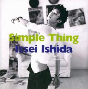 """""""【中古】(CD)Simple Thing / いしだ壱成 (管理:533773)"""""""