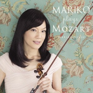 千住真理子/MARIKO plays MOZART 【CD】
