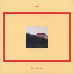 YeYe/MOTTAINAI 【CD】