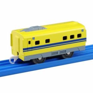 3eebd7f067d06c プラレール KF-07 923形 ドクターイエロー 中間車 おもちゃ こども 子供 男の子 電車 3