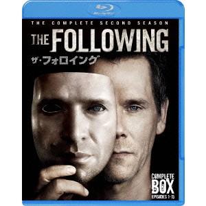 ザ・フォロイング<セカンド・シーズン>コンプリート・ボックス 【Blu-ray】