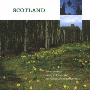 (V.A.)/暮らしの音楽 スコットランド 【CD】