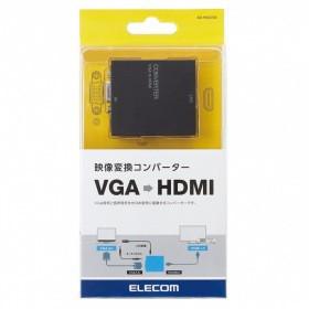 アップスキャンコンバーター/3.5直径/VGA-HDMI/HDMI1.3 AD-HDCV03