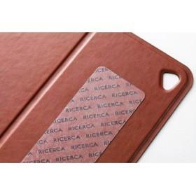 Bluetoothキーボード イタリア製高級ソフトレザー ケース型 iPad 9.7インチ用 ブラック TK-RC30IBK