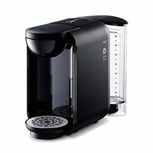 UCC ドリップポッド コーヒーメーカー ブラック DP2