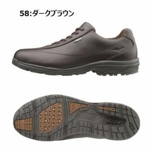 ミズノ ブラウン (ウォーキング) Mizuno B1GC1722 58 LD-EX02