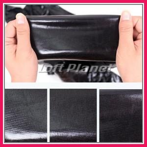 ボンテージのボディスーツ 編み上げレオタード セクシーでエロティックなコスチューム黒 DL-LC3263
