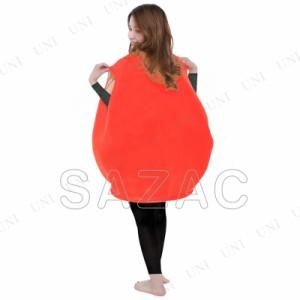 SAZAC(サザック) だるまコスチューム ハロウィン 仮装 衣装 コスプレ 大人用 女性用 レディース パーティーグッズ おも