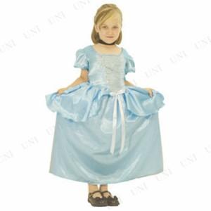 1e2dcc7d1e250 シンデレラドレス 子供用 M コスプレ 衣装 ハロウィン 仮装 子供 コスチューム ディズニープリンセス グッズ ドレス シンデレラ