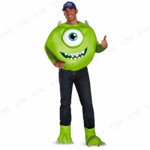 コスプレ 仮装 DXマイク 大人用 XL(42-46) 大きいサイズ コスプレ 衣装 ハロウィン 仮装 ディズニー グッズ 大きいサイズ メンズ コスチ