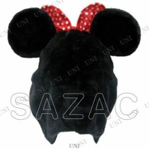 SAZAC(サザック) 着ぐるみCAP ミニー ハロウィン 衣装 プチ仮装 変装グッズ コスプレ パーティーグッズ 帽子 ぼうし