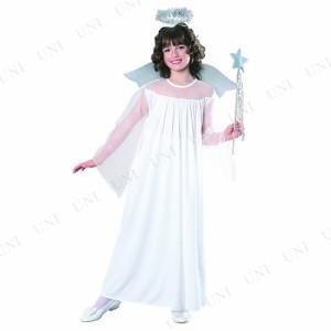 2c8f67ef7ee47 エンジェルガール 子供用 L コスプレ 衣装 ハロウィン 仮装 子供 天使 コスチューム 子ども用 キッズ こども