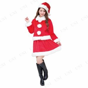 23e925abd9a19 サンタ コスプレ スタイリッシュサンタ 衣装 コスプレ 服 レディース サンタ コスチューム 女性 長袖 クリスマス 大人用 女性