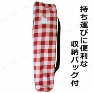 Danke(ダンケ) ポータブルコット レッドチェック アウトドア用品 キャンプ用品 レジャー用品 寝具 アウトドアベッド 簡易ベッド
