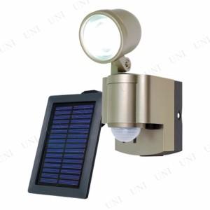 【取寄品】 ソーラー3WLEDセンサーライト1灯   ESL-301SL 家電 電化製品 照明器具 インテリアライト 壁掛け照明