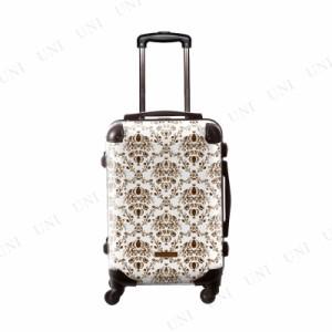 【送料無料】CARART(キャラート) アートスーツケース フレーム4輪 31L 機内持込サイズ ベージック ヴォイジュ ホワイト 鞄 カバン