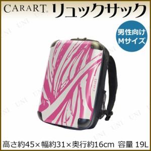 【送料無料】【取寄品】 CARART(キャラート) アートリュックサック M ベーシック ソフィスティ ピンク ファッションバッ