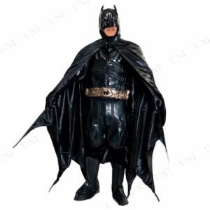【送料無料】コスプレ 忘年会 ダークナイトバットマン L ハロウィン 衣装 仮装衣装 コスチューム 大人用 男性用 メンズ パー