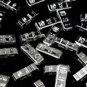 【取寄品】 景品 子供 クラッシュアイス インゴット シルバー 800g お祭り 夏祭り 縁日 子ども会 屋台 イベント用品 宝石すくい