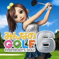 【数量限定特価★4月25日発送★新品★送料無料メール便】PlayStation Vitaソフト みんなのゴルフ 6 VCJS-10001 (s メーカー生産終了商品