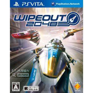 【新品★送料無料メール便】PlayStation Vitaソフト WipEout 2048