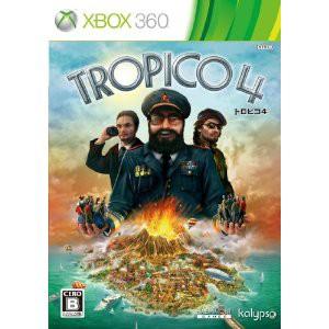 【新品★送料無料メール便】Xbox360ソフト Tropico 4 -トロピコ 4 日本語版-