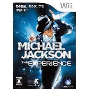 【新品★送料無料メール便】Wiiソフト マイケル・ジャクソン ザ・エクスペリエンス