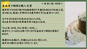 【送料無料】 28年産無洗米福井県産ミルキークイーン 10kg(5kg×2袋)【ご飯/お米/ハーベストシーズン】