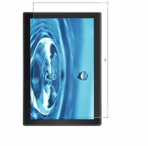 【送料無料】Lenovo Tab4 10  強化ガラス 液晶保護フィルム ガラスフィルム 耐指紋 撥油性 表面硬度 9H