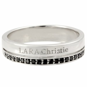 刻印 対象商品 LARA Christie ララクリスティー トラディショナルリング あす着 メンズ ブランド 送料無料