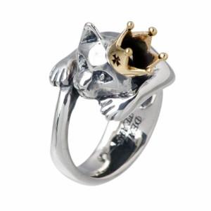 DEAL TEARS ディールティアーズ シルバー リング 指輪 レディース メンズ キングダムキャット 399201